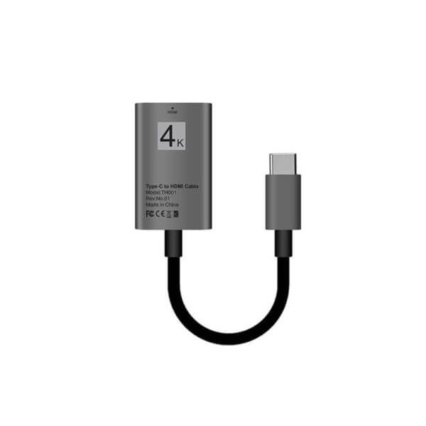 TechDelivery TD-TH002 Adaptor USB Type-C la HDMI - TechDelivery
