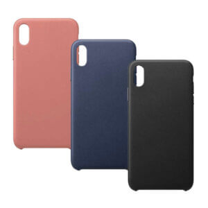 TD-ECO-9111201895171 Eco Leather Case iPhone XR Culori husa